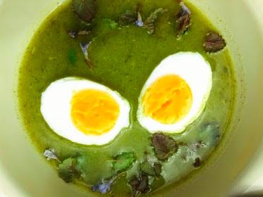 Grasz w zielone? Gram! Masz zielone? MAM! Zupa krem z pokrzywy