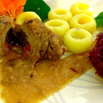 Rolady śląskie- zrazy warmińskie