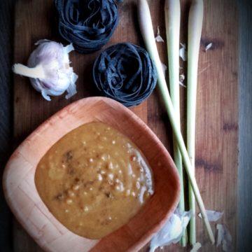 Domowy sos satay