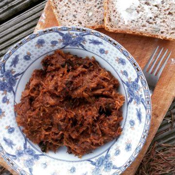 Bigos warmiński z żubróweczką