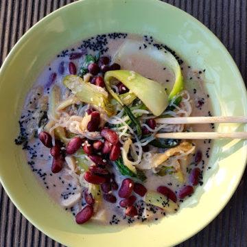 Pak choi- prosty obiad z woka