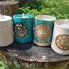 świece w ceramice